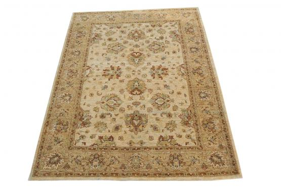 Hand Knotted Sultan Abad Afghani Rug