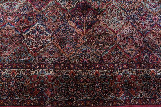 59173 Vintage Karastan 12'x18'