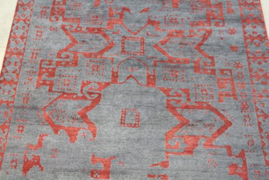 59373  Wool and Bamboo Silk 7'10