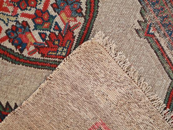 60078 Antique Persian Sarab Runner 3'4