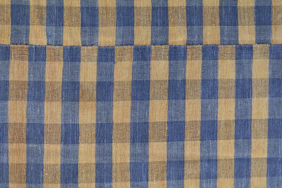 60390 Turkish Modern Handmade Flatweave Rug - 4