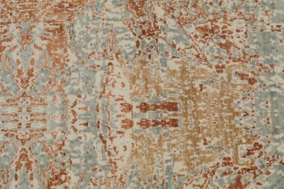 60456 Indian Wool Rug 10'x14'