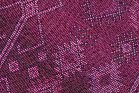 60613 Vintage Moroccan Berber 11'1