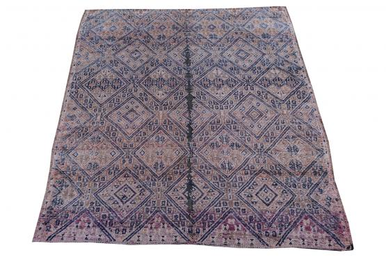 60618 Vintage Moroccan Berber 7'7