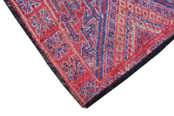 60622 Vintage Moroccan Berber 9'3