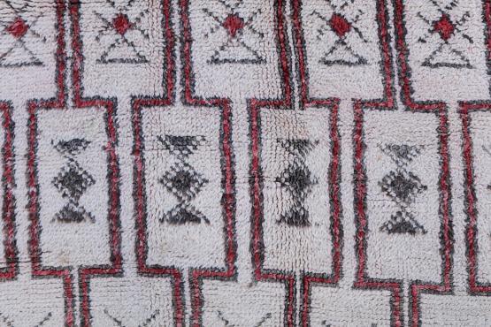 60625 Vintage Moroccan Berber 12'1'x5'9