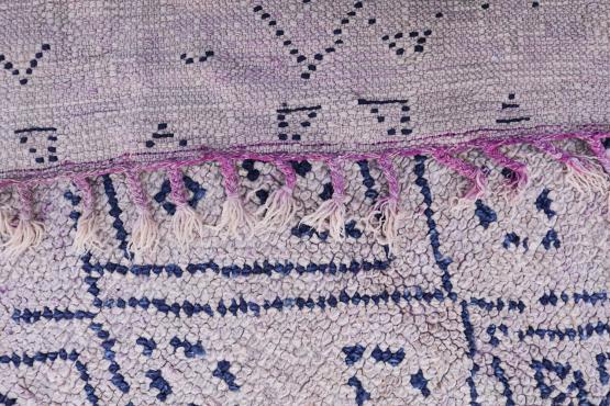 60633 Vintage Moroccan Berber 9'8
