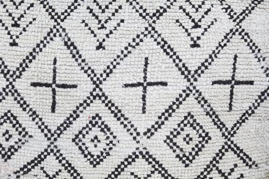 60634 Vintage Moroccan Berber 8'3