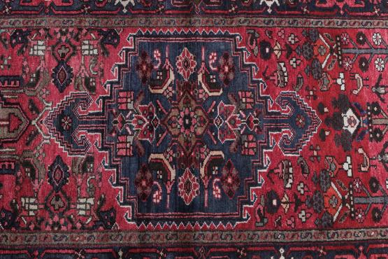 60646 Iran Tribal Rug - 3'5