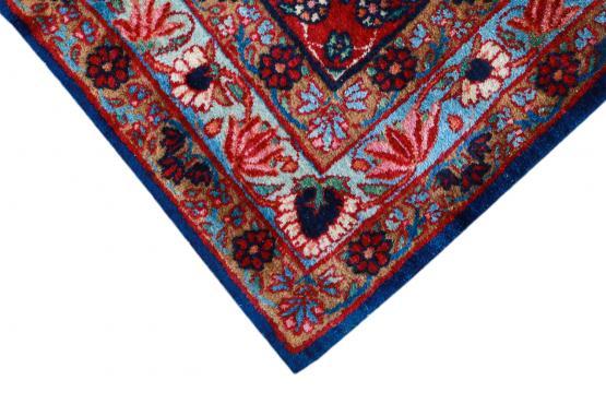 60667 Kerman Antique Rug 10'1
