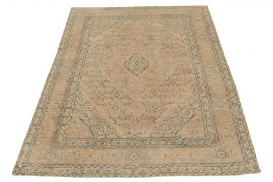 60816 Beige Traditional Rug 6'5