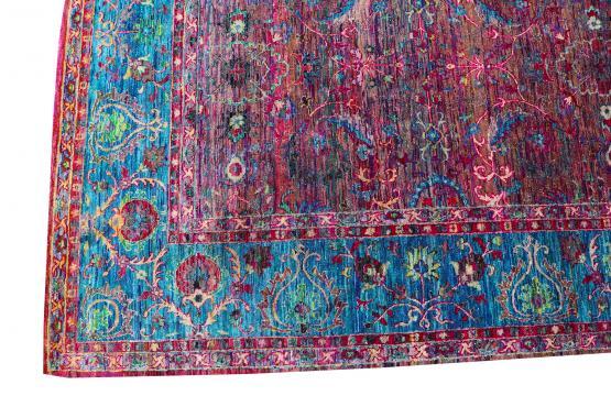 60817 Multi color All Silk 7'9