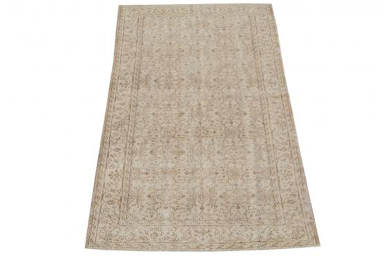 60860 Vintage hand knotted 8'5