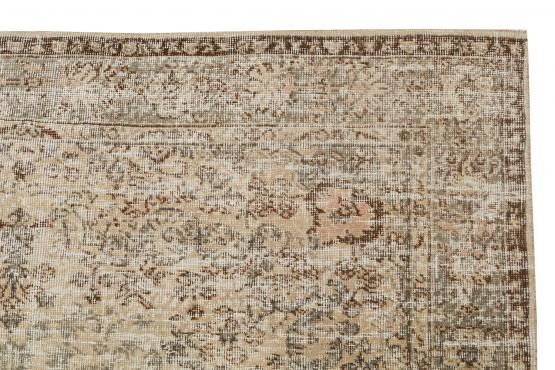 60861 Vintage hand knotted - 9'7