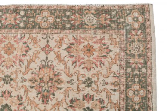 60865 Vintage hand knotted -9'9