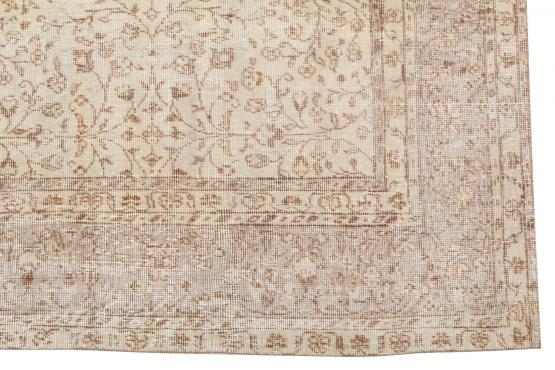 60873 Vintage hand knotted -9'9