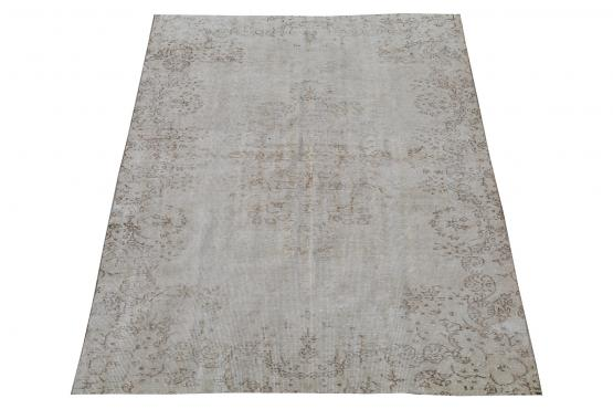 60874 Vintage hand knotted 8'3