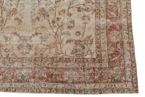 60875 Vintage Turkish 9'8