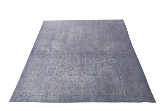 60937 Vintage hand knotted - 12'6