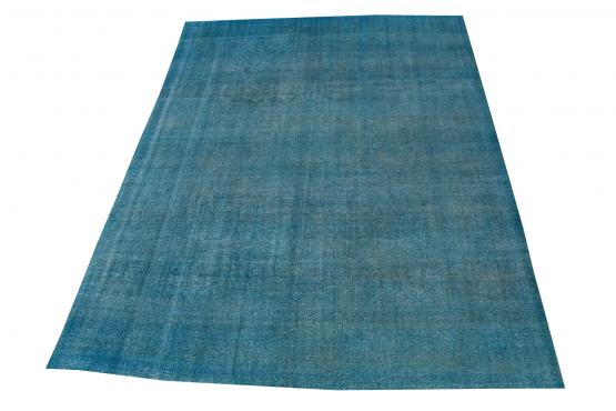 60939 Vintage hand knotted 12'9