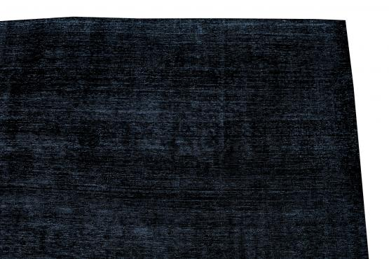 60944 Vintage hand knotted 12'10