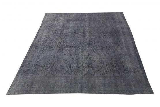 60954 Vintage hand knotted - 12'1