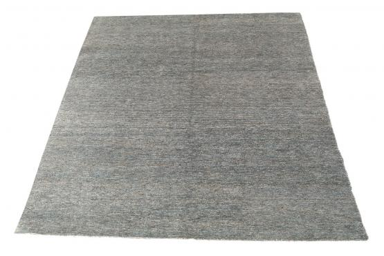 61025 hand knotted contemporary rug 10'x8'