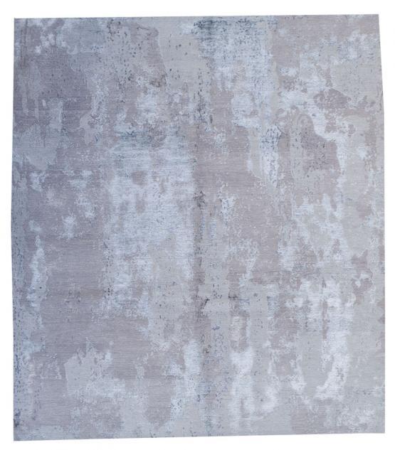 61032 Modern Bamboo Silk Hand-knotted 8'x10'