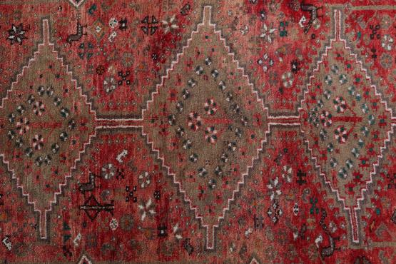 61401 Old Persian Shiraz 6'x5'1
