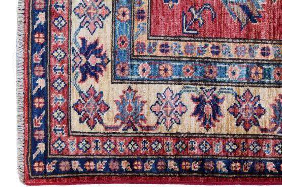 61456 Shirvan Design hand made rug 5'9
