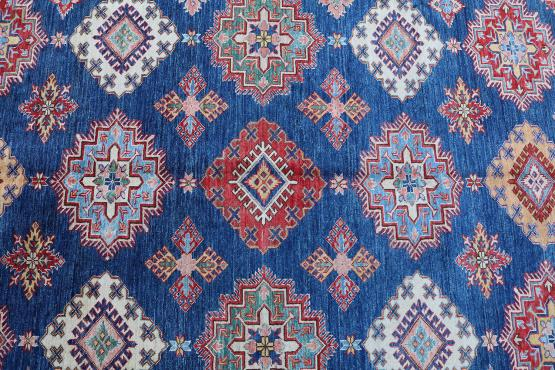 61463 Shirvan Design hand made carpet  9'9
