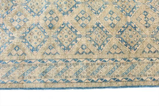 61500 Antique Mahal design rug 9'5
