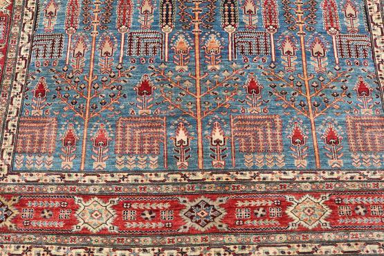 61519 Multi Traditional Rug 8'x9'