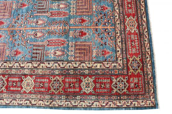 61519 Multi Traditional Rug 8'x9'