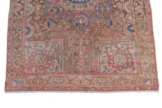 61594 Antique Malayer Multi 5'11