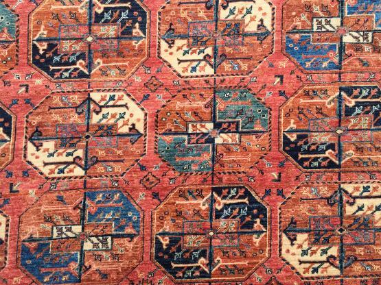62020 Turkeman Rud 8'11