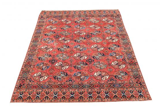 62023 Hand Knotted Rug 8'10