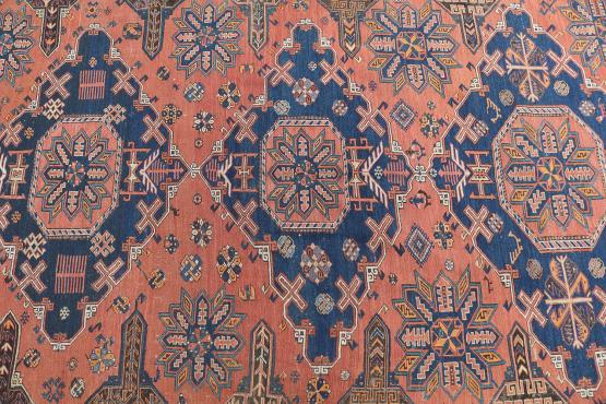 62181 Antique Wool Soumak 9'7