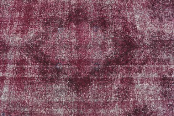 62293 Vintage Persian Rug 8'1