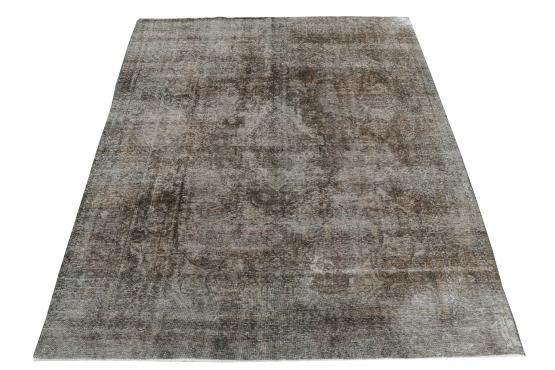 62295 Vintage Persian rug 9'1