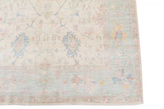 62396 Contemporary rug 5'6