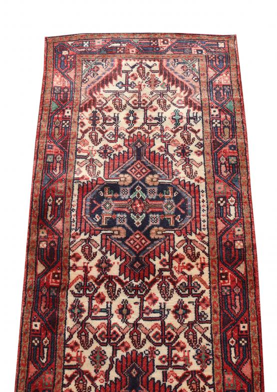 62418 Antique All Wool Runner - 9'10