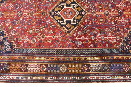 Antique Ghasghie Rug