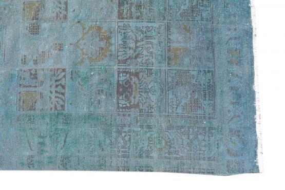 62454-Persian Bakhtiar Rug