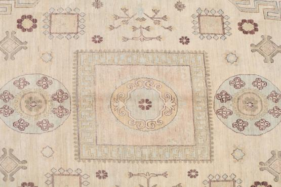 62458 Afghan Rug
