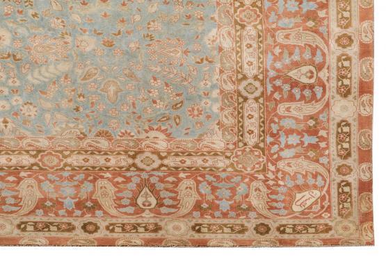 Antique Tabriz -12'x15'