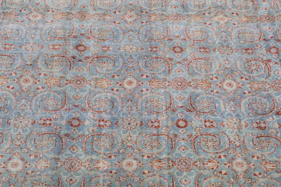 Multi Color Antique Tabriz- 10'x13'6