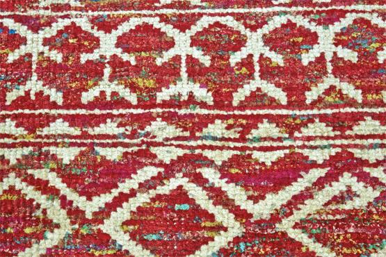 59307 Shakira Crimson Sample Clearance Rug 5'6