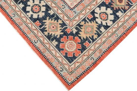 C60463 Multi Color Traditional Rug 8'2