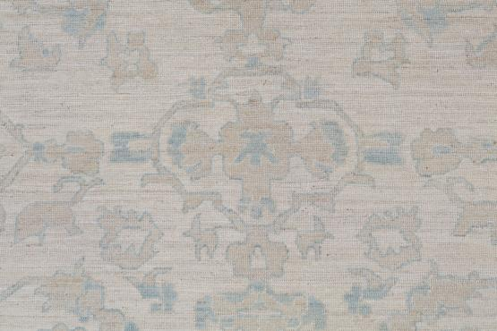 C60487 Hand-knotted Rug 9'2